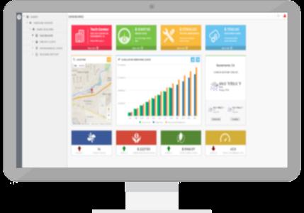 EnerVise preventative maintenance software example